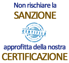 Verifica e rilascio di valutazione certificata dello stato di degrado delle coperture in amianto