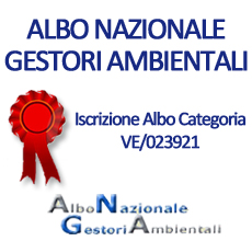 Go Service bonifica amianto iscrizione all'Albo Nazionale Gestori Ambientali
