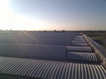 Ricostruzione tetto con rimozione amianto e smaltimento eternit