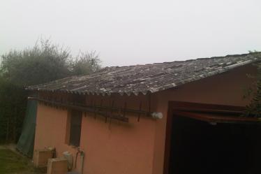 Tetto in amianto da smaltire su privato e rimozione eternit a Verona, Bardolino