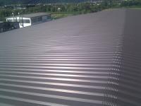 Ricostruzione copertura dopo rimozione amianto