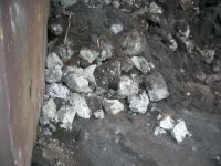 Rocce di amianto