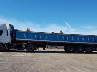 Operazione di trasporto di rifiuti speciali pericolosi